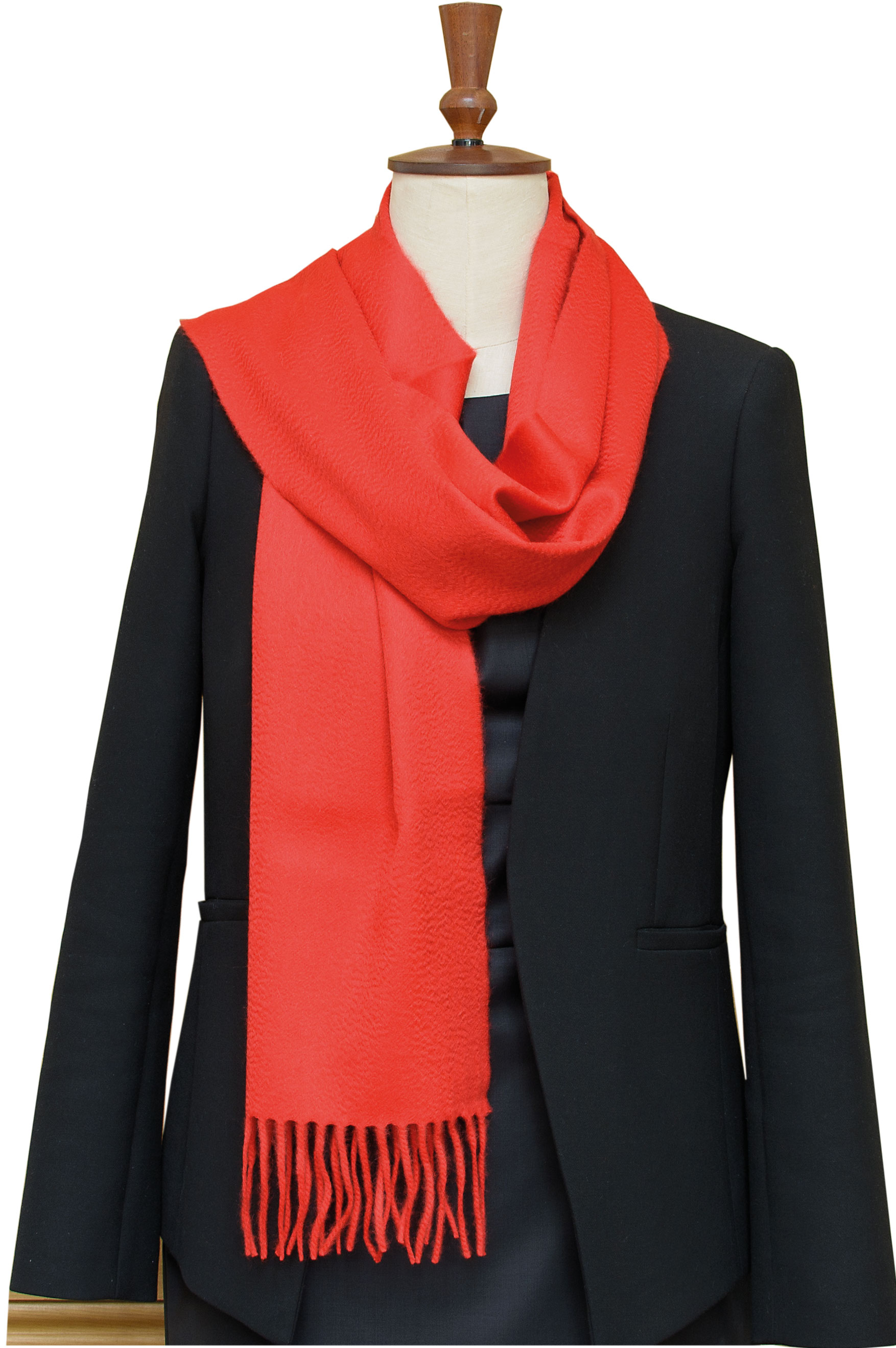 Cashmere-Scarves-Orange