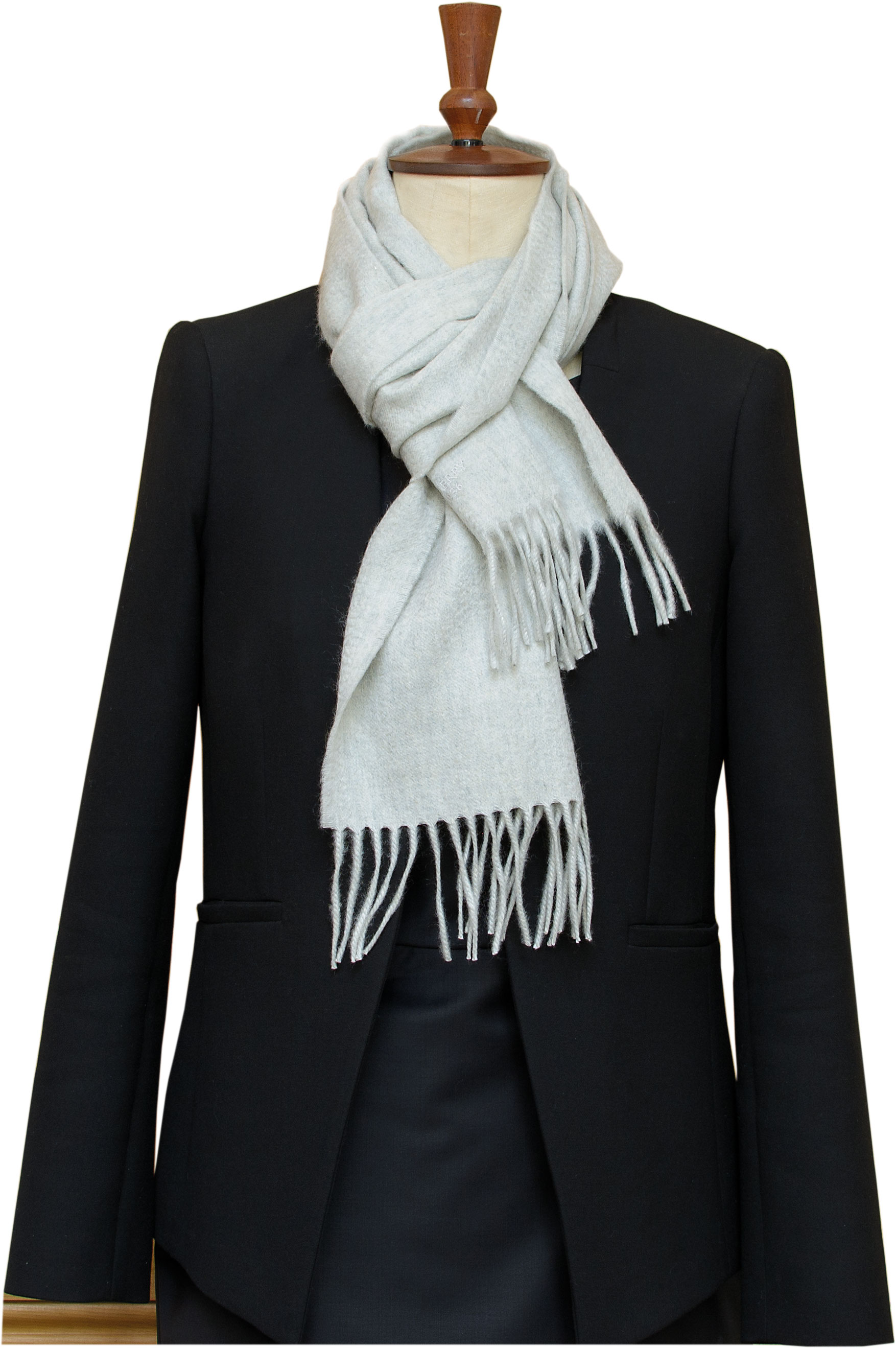 Cashmere-Scarves-Silver-Grey